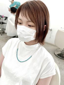 co-kyuは顔まわり可愛くします♪